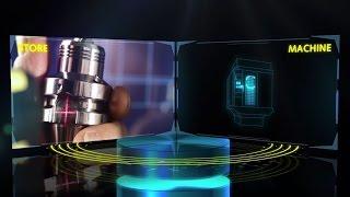 Datentransfer: Prozesssicher an die Maschine