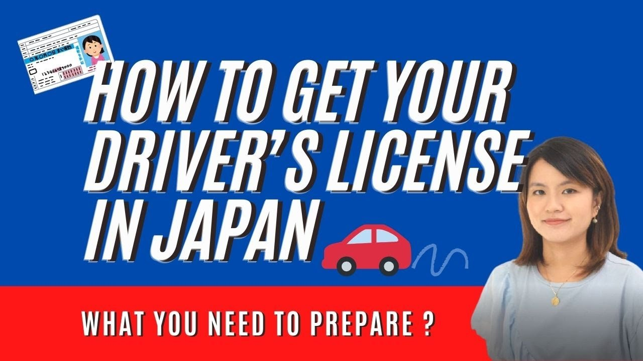 Getting a Driver's License in Japan | Converting Your Overseas License | Getting From Scratch | Etc