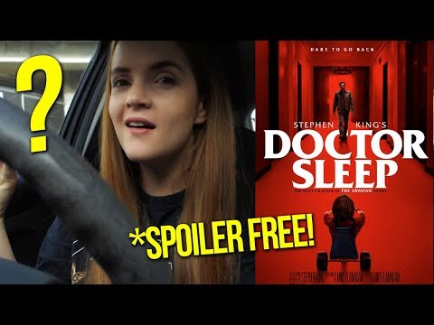 Doctor Sleep (2019) Mike Flanagan COME WITH ME Movie review *Spoiler Free !