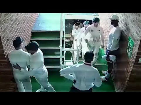 David Warner in off-field confrontation with South Africa's Quinton de Kock