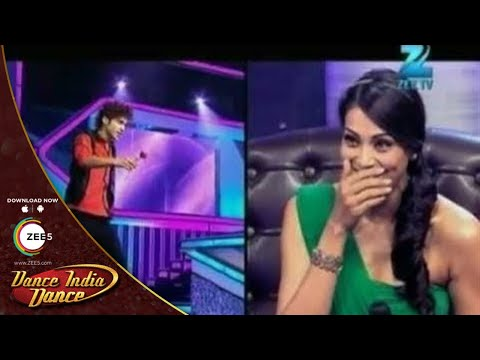 Download UNBELIEVABLE! Raghav Proposed Bipasha Basu In Slow Motion - Dance India Dance Season 3 HD Mp4 3GP Video and MP3