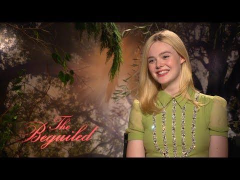 "Elle Fanning Talks Sleepovers With Kirsten Dunst + Secret ""Hamilton"" Musical.ly"