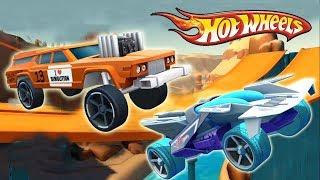 Мультики про машинки для мальчиков прохождение игры на андроид Hot Wheels ИЗБРАННЫЕ