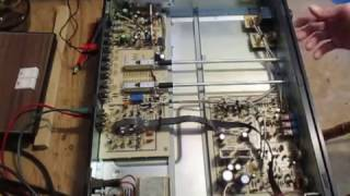 Proton D1100 preamp and D1200 power amp.