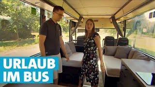 Selbstgebaut: Ein Linienbus wird zum Wohnmobil