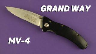 Grand Way MV-4 - відео 1