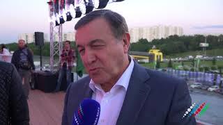 Араз Агаларов о чемпионате мира по футболу 2018