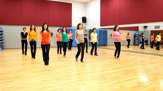 Crawfish - Line Dance (Dance & Teach in English & 中文)