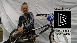 preview picture of video 'bmxultra.com bike check with Mikayla Rose'