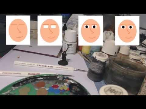 Le masque de la levure de bière pour la personne des rides