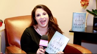 Justine Magazine: Victoria Aveyard On Glass Sword, Mare, Her Next Book And Book 4?!
