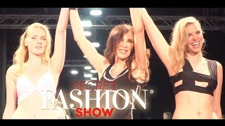 Bitchin Blue – sexy Bluejeans, Secret Fashion Show, München, 9 Mai 2016, Eisbach Studios