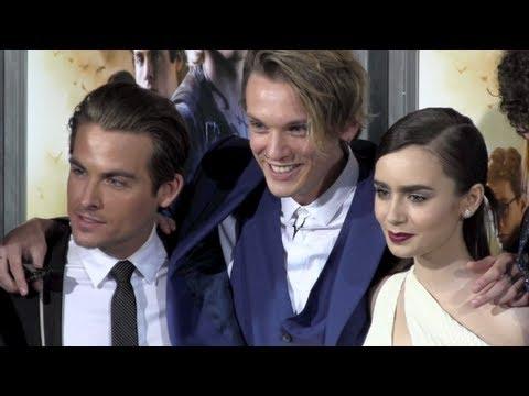 'The Mortal Instruments: City of Bones' Premiere