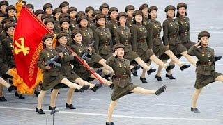 挑戰新聞軍事精華版--揭密朝鮮女兵退伍後為何無人敢娶?