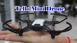 TELLO Mini Drone រូបរាងមាឌតូច មានសមត្ថភាពអស្ចារ្យ អាចថតវីដេអូស្រស់ស្អាតបានគ្រប់កន្លែង...