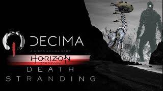 На что будет похож DEATH STRANDING / ОСОБЕННОСТЬ DECIMA Engine