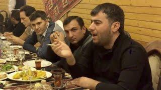 Mezeli Qafiyeler / Reshad, Perviz, Aydin, Vuqar, Mehman / Stolustu Deyishme Meyxana 2015