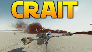CRAIT GALACTIC ASSAULT GAMEPLAY - Star Wars Battlefront 2
