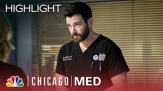 Call Robin; No Cops   Chicago Med (Episode Highlight)