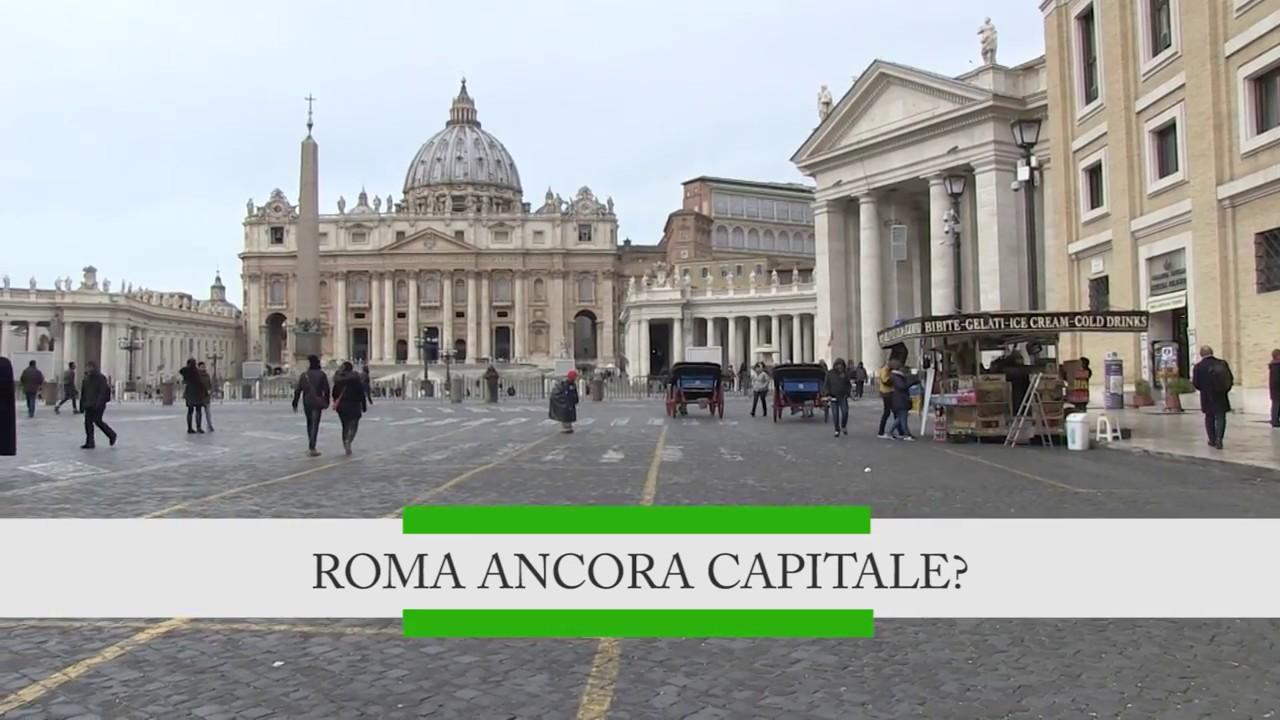 Roma merita ancora di essere Capitale?