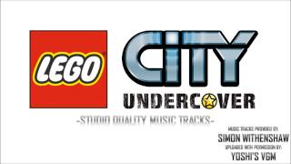 Falling to Earth/Space Sky Dive - Lego City Undercover