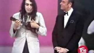 Tiny Tim - Tip Toe Through The Tulips (Live).mp4