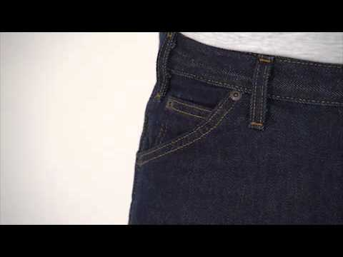 Men's 5 Pocket Jeans video thumbnail