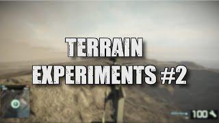 Battlefield Bad Company 2 - Terrain Experiments 2