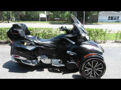 2015 Can-Am Spyder® RT Limited in Sanford, Florida - Video 1