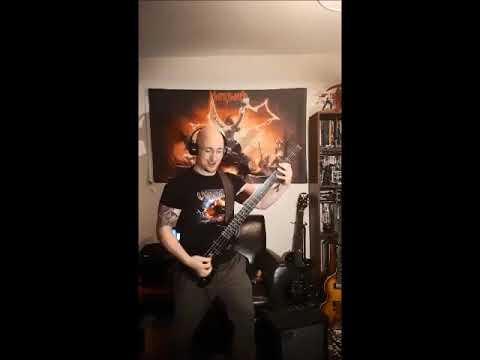 Manowar Animals Bass Cover