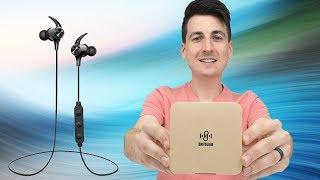 Boltune Bluetooth 5.0 Wireless Headphones Review | Waterproof Earphones
