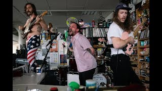 IDLES: NPR Music Tiny Desk Concert