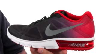 Nike Air Max Sequent Men's Running Shoe video
