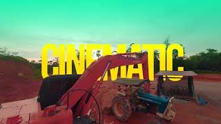 CINEMATIC FPV DRONE - REELSTEADY GO - GOPRO HERO 8