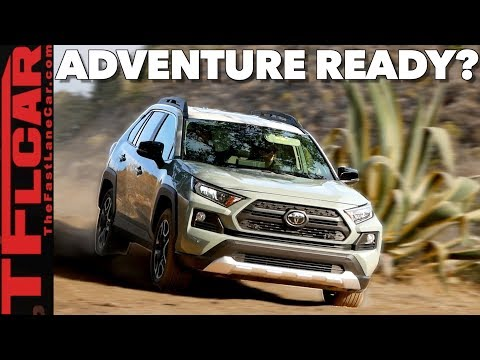 2019 Toyota RAV4 Review: Can It Actually Go Off-Road?