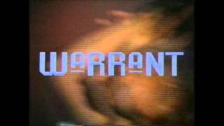 WARRANT ultra rare commercial DOG EAT DOG release