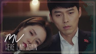 Here I Am Again Baek Yerin Crash Landing on You OST Pt 4...