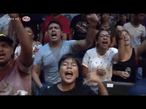 Laredo Kid VS Daga Lucha Libre AAA Gira de Conquista Cancun 2019
