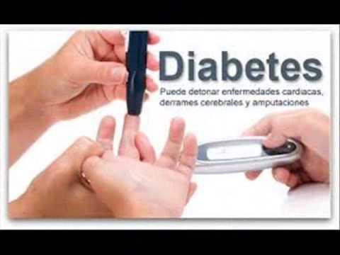 La demencia y la diabetes tipo 2