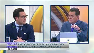 Resumen Frente a Frente – EDD2018 – Ernesto Hernández Otero – 30/04/2018