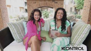 Kontrol TV Talks Love and Relationships with LisaRaye