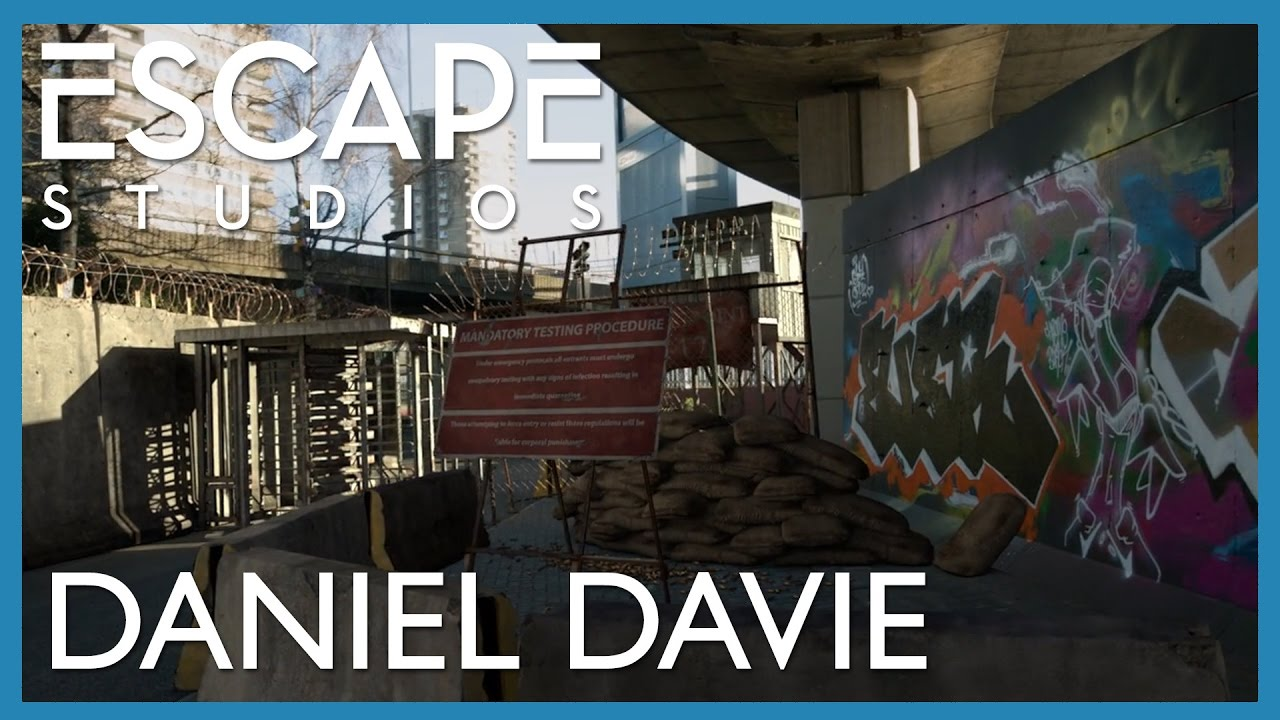 Escapee Showreel - Daniel Davie