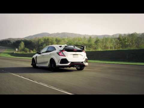 Honda Civic TypeR 2017
