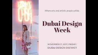 DUBAI DESIGN WEEK | D3 | 17 NOV. 2017