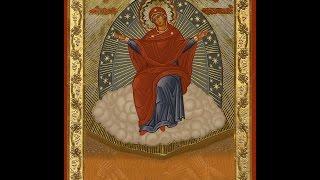 Молитва Пресвятой Богородице перед иконой «Спорительница хлебов»