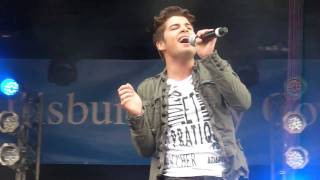Lord Mayor's Show, Lisburn - Joe McElderry - Real Late Starter