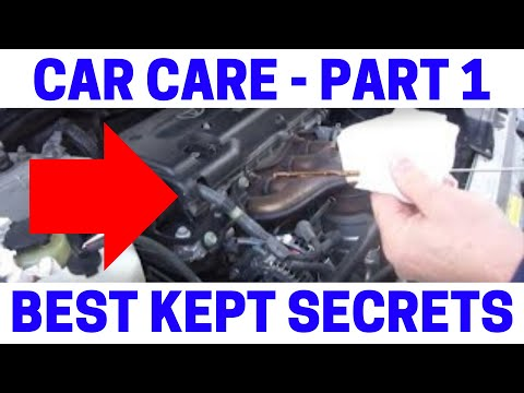 (Part 1) Learning To Be Your Own Auto Mechanic Is Not Hard ...