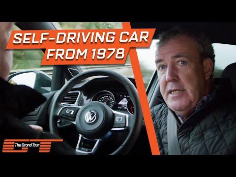 The Grand Tour: Self-Driving Car