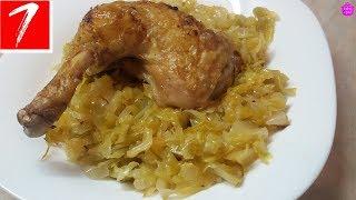 Podvarak Od Kiselog Kupusa Sa Piletinom | Kuhaj I Peci