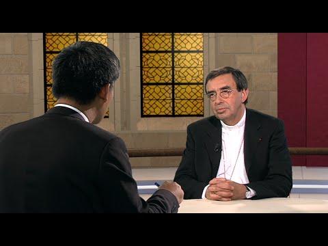 Mgr Alain Castet - Diocèse de Luçon